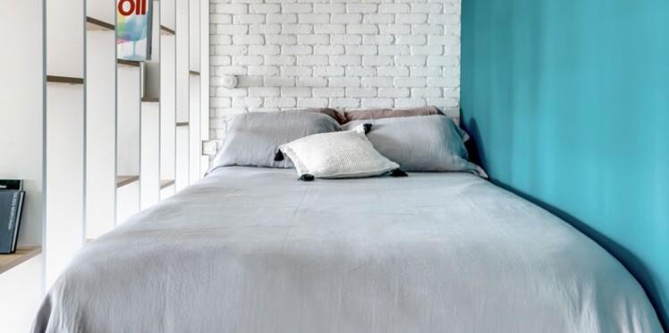 Petite chambre : des idées simples pour optimiser l'espace