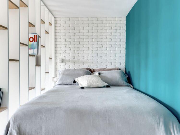 Petite Chambre : Des Idées Simples Pour Optimiser Lu0027espace : Femme Actuelle  Le MAG