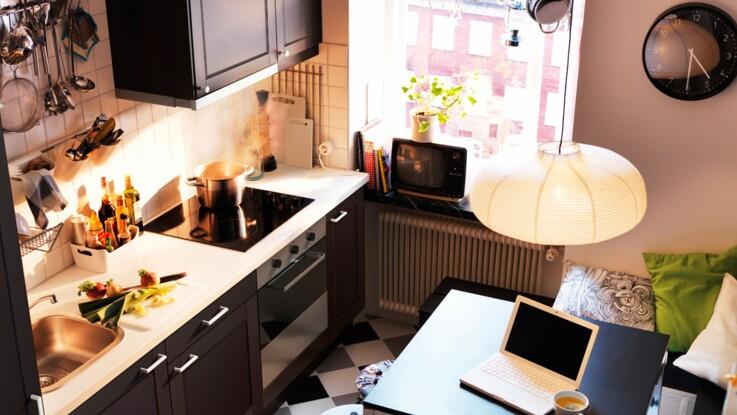 Petite cuisine : comment bien l\'aménager : Femme Actuelle Le MAG
