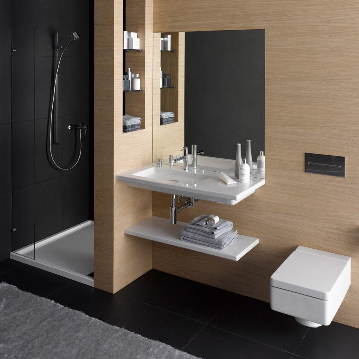 Idee Salle De Bain Sous Pente petites salles de bains : nos idées déco : femme actuelle le mag
