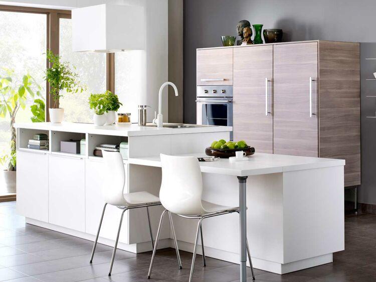 Plan De Travail Quartz Ikea.Plan De Travail Ikea Faites Le Bon Choix Femme Actuelle