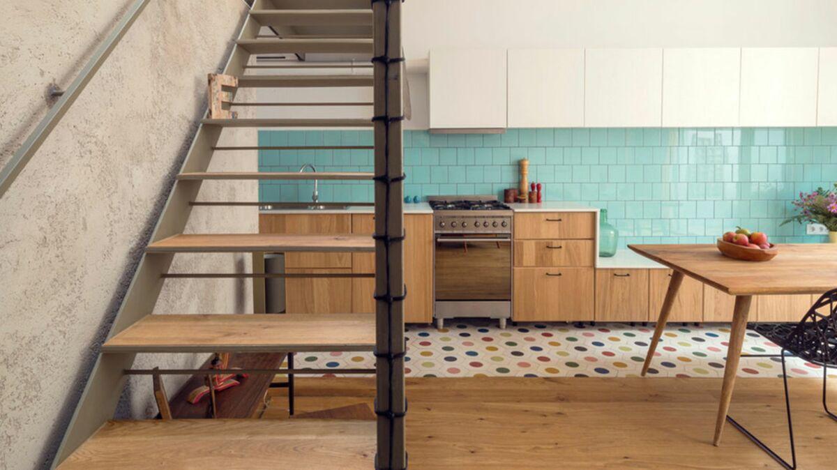 Quelle Couleur Se Marie Avec Le Marron quelle couleur de crédence pour ma cuisine en bois ? : femme