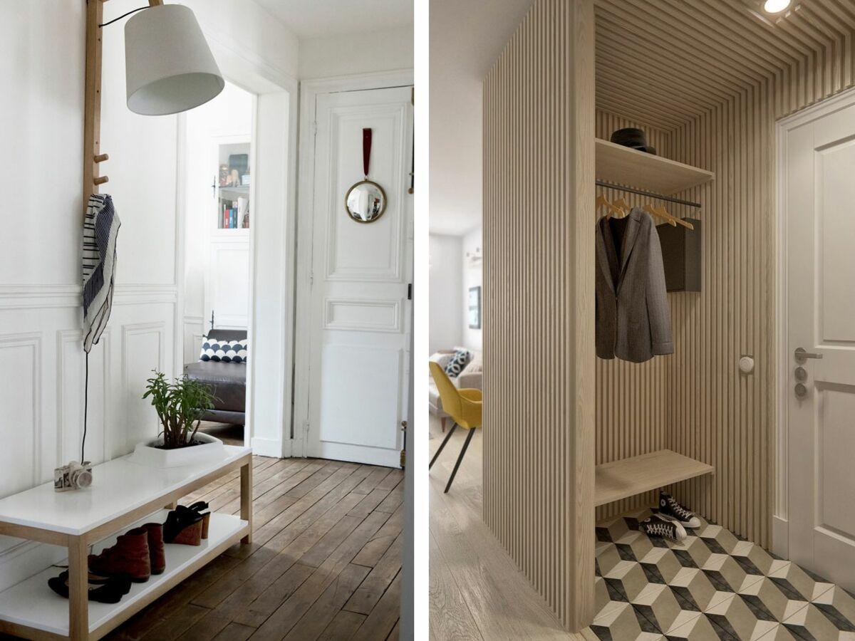 Décoration Petite Entrée Appartement rangement : 15 astuces pour gagner de la place dans une