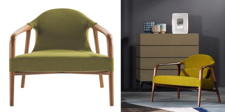 Roche Bobois, la naissance d'un fauteuil