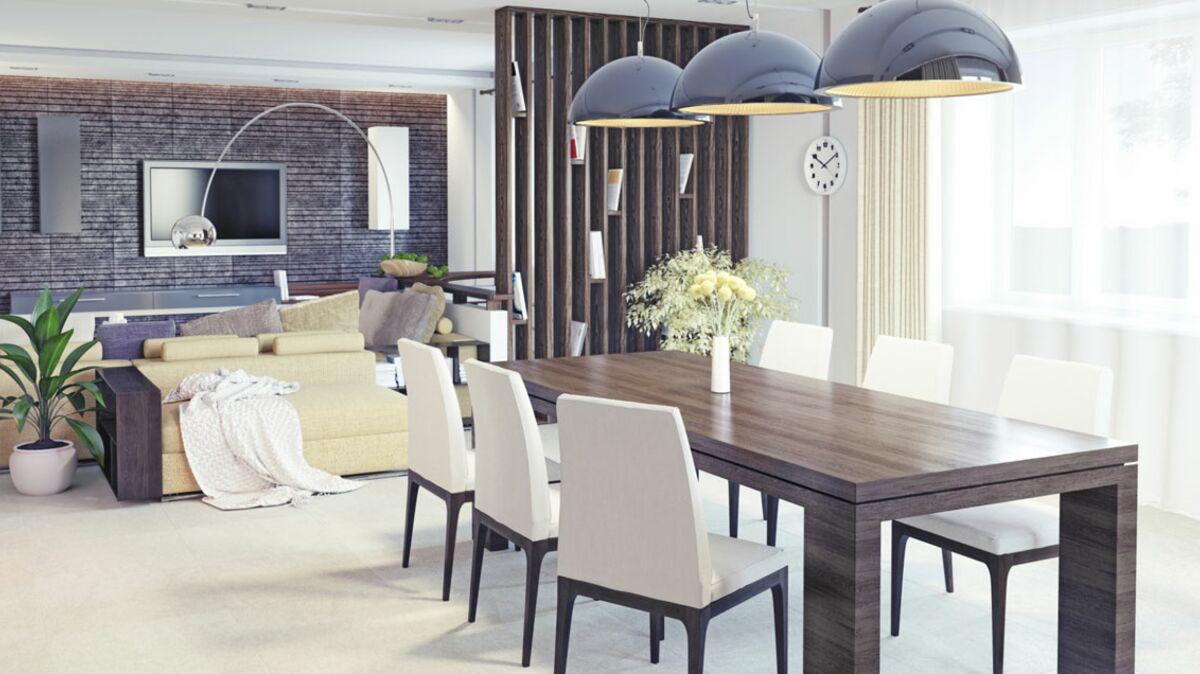 Moderniser Une Salle A Manger salle à manger : comment la décorer ? : femme actuelle le mag