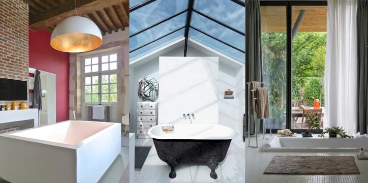 Une salle de bains digne des plus grands hôtels