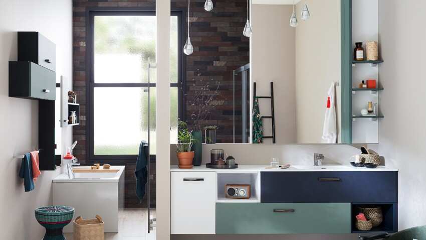 Salles de bains design : les bons codes sans se ruiner