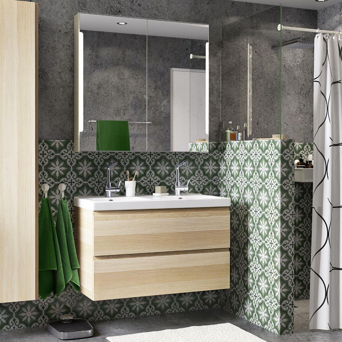 Tout Pour La Salle De Bain tout pour une salle de bains ikea : femme actuelle le mag