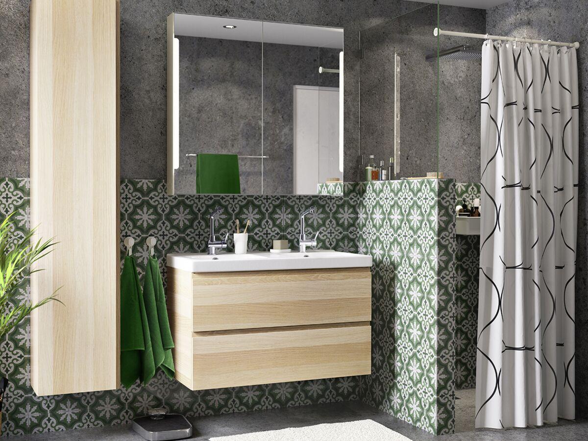 Tout pour une salle de bains IKEA : Femme Actuelle Le MAG