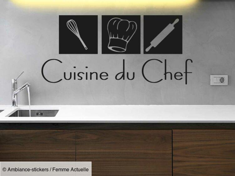 Stickers De Cuisine La Solution Relooking Express Et Pas