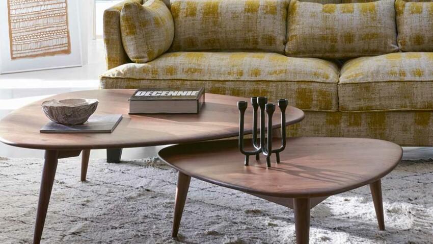 Table basse design, classique ou vintage, trouvez le bon modèle