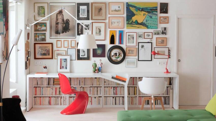 Télé-travail : comment se créer un espace de travail agréable à la maison