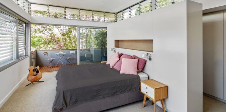 Tête de lit : 10 idées pour en faire un dressing