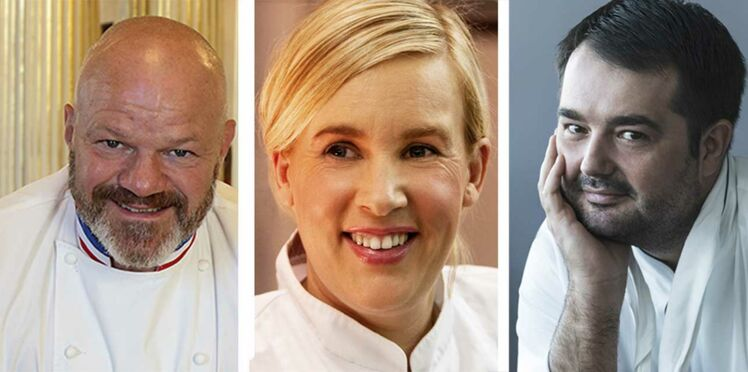 Top chef 2017 : Etchebest, Piège, Darroze et Sarran nous ouvrent les portes de leurs restos