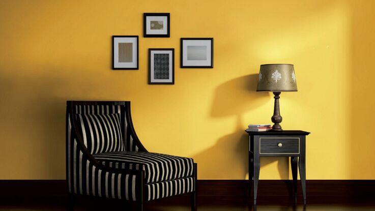 Tout savoir sur le jaune dans la décoration