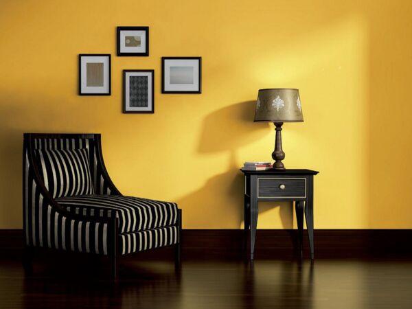 pourquoi choisir du jaune pour mes murs bien utiliser le jaune femme actuelle le mag. Black Bedroom Furniture Sets. Home Design Ideas