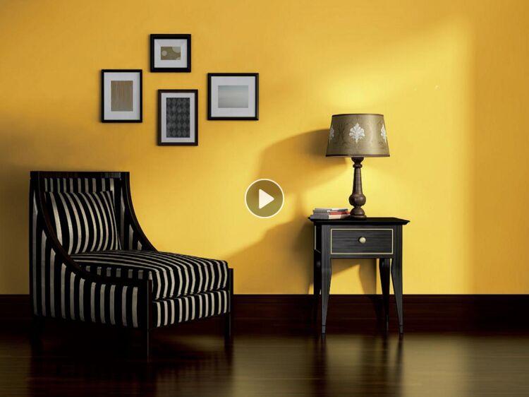 Déco : tout savoir sur le jaune dans la décoration