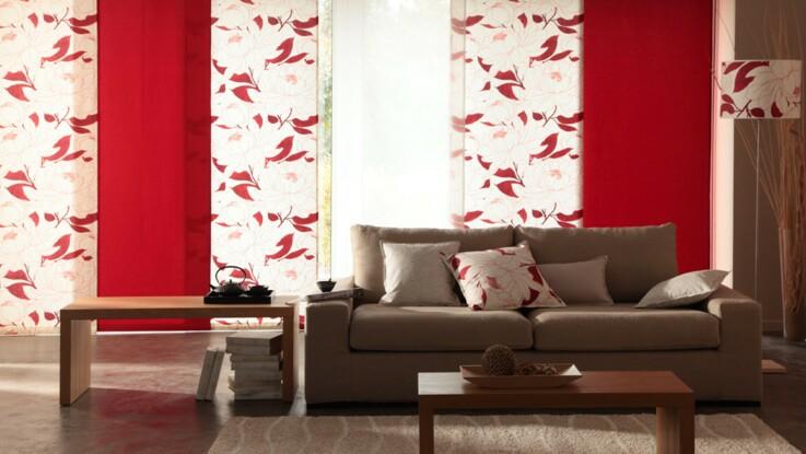 tout savoir sur le rouge dans la d coration femme actuelle le mag. Black Bedroom Furniture Sets. Home Design Ideas