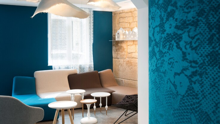 best download by with chambre turquoise et marron. gallery of ...