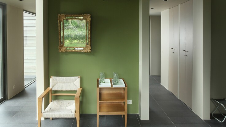 tout savoir sur le vert dans la d coration femme. Black Bedroom Furniture Sets. Home Design Ideas