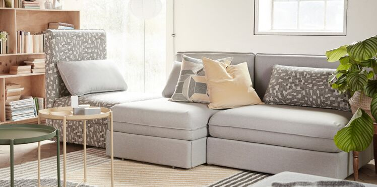 Le nouveau canapé IKEA, vraiment modulable