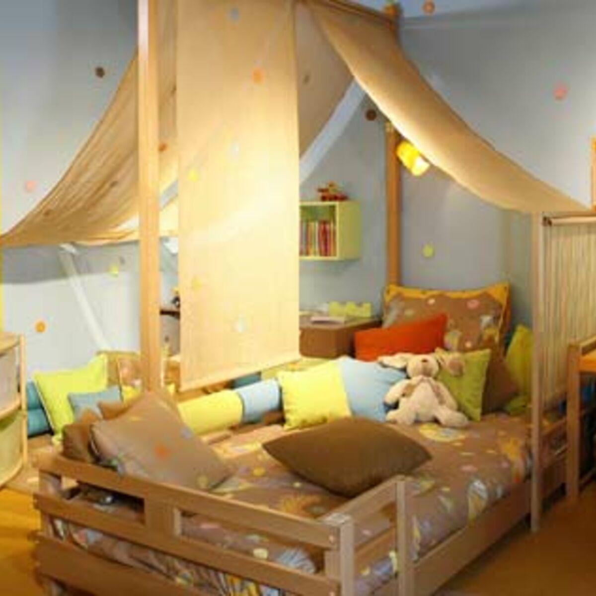 Chambre Provencale Idee Deco une chambre pour rêver : femme actuelle le mag