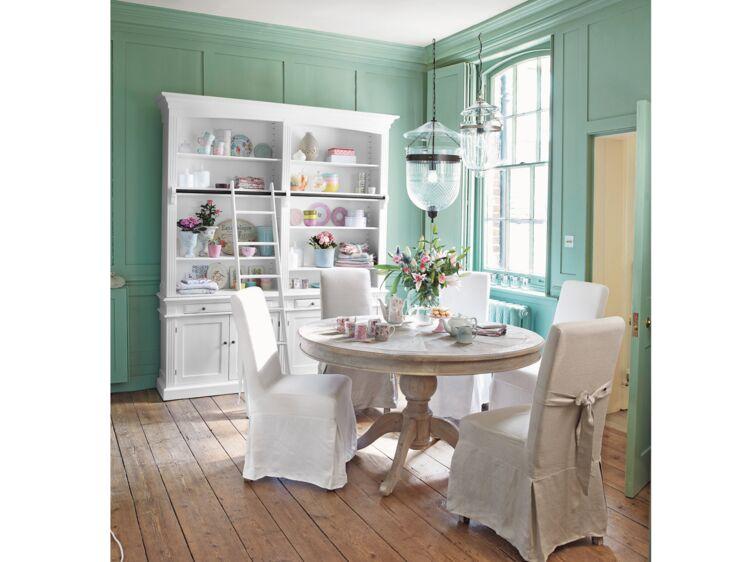 Une maison de charme style cottage anglais : Femme Actuelle Le MAG