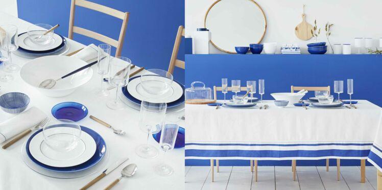 Vaisselle : nos tables d'été à petits prix !