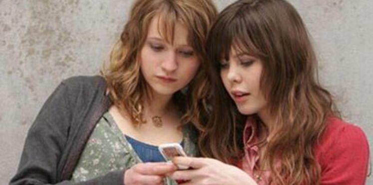 Les adolescents et leur téléphone portable