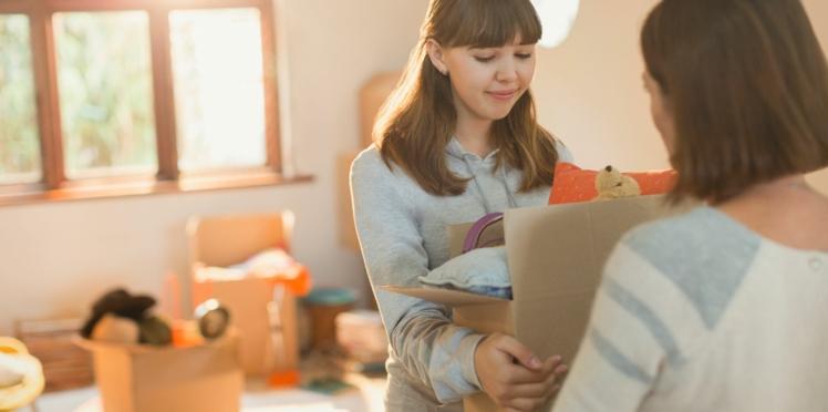 Comment bien vivre le départ de ses enfants de la maison