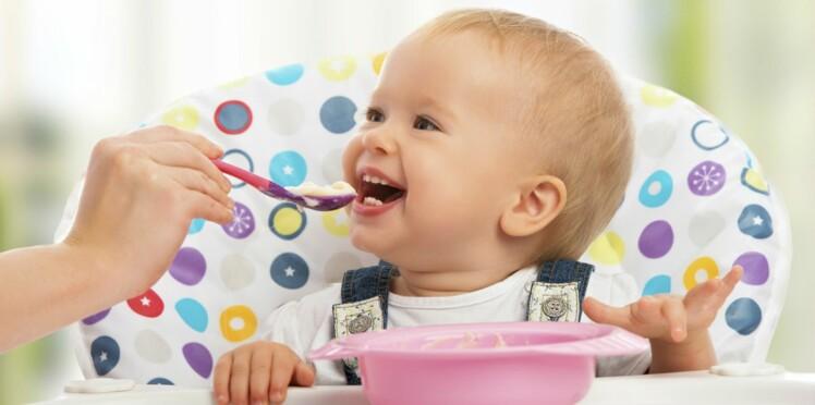Alimentation de bébé: ce qu'il faut bien lire sur les étiquettes