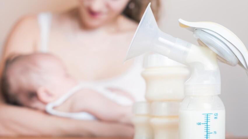 Allaitement : comment tirer son lait