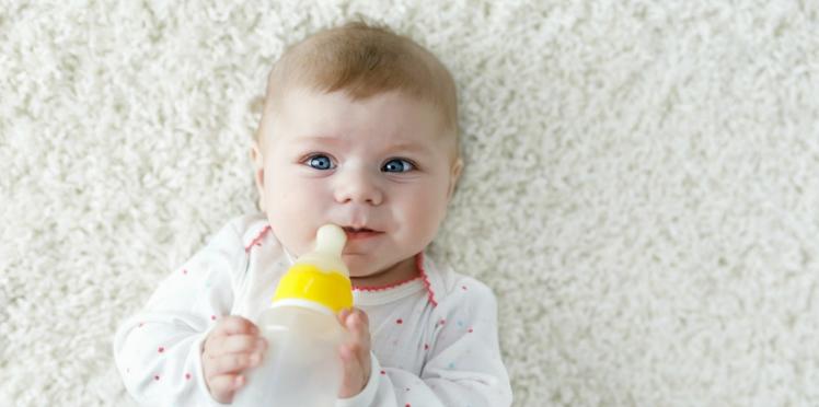 Allergie aux protéines de lait de vache : 5 choses que les parents doivent savoir