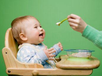 Diversification : l'assiette de bébé à la loupe