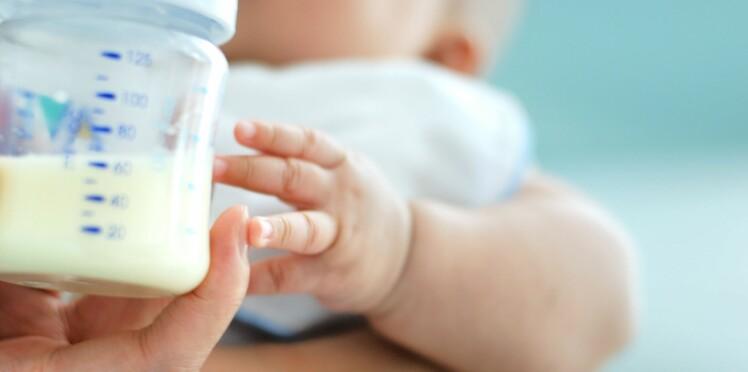 Quelle quantité de lait donner à bébé ?