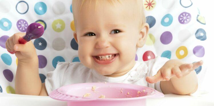 Alimentation de bébé : les règles d'or à respecter