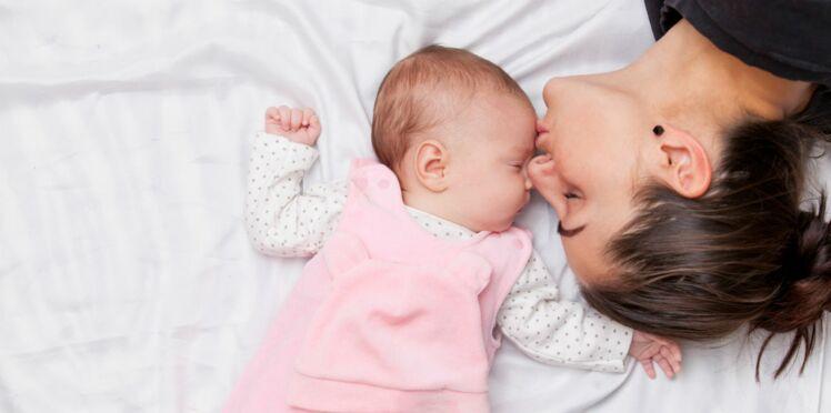 Bébé a 1 mois: ce qu'il faut savoir sur son développement