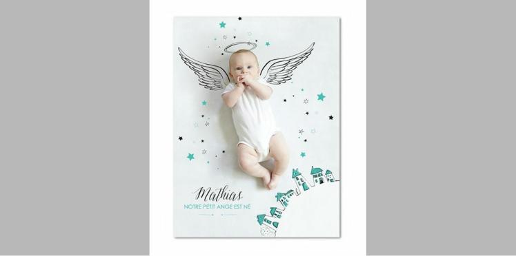 PHOTOS – 30 faire-part de naissance originaux repérés sur Pinterest