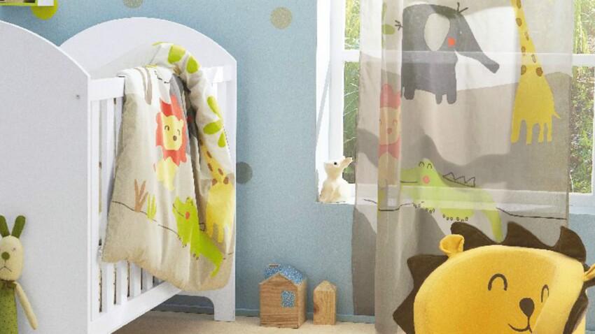 Une chambre bio pour bébé