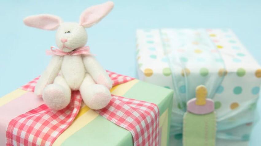 7 idées de cadeaux de naissance
