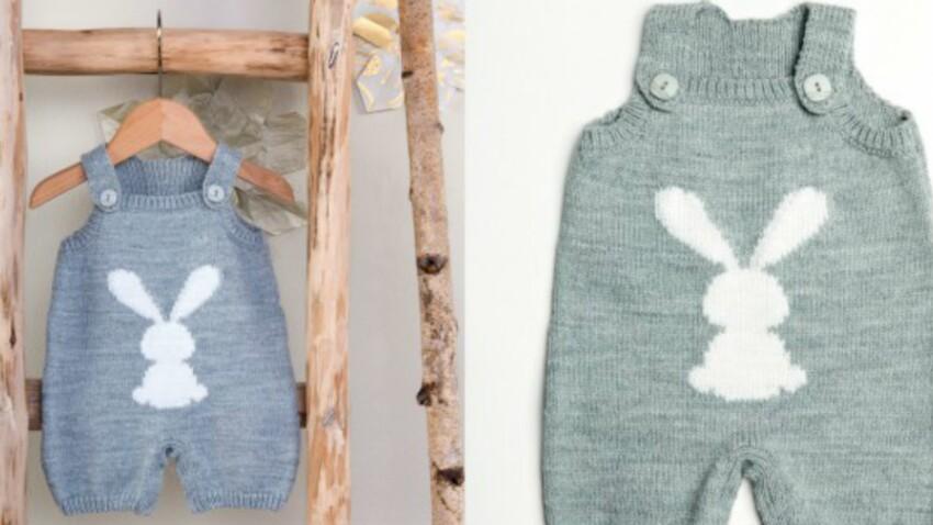 Layette de bébé : nos plus beaux modèles à tricoter
