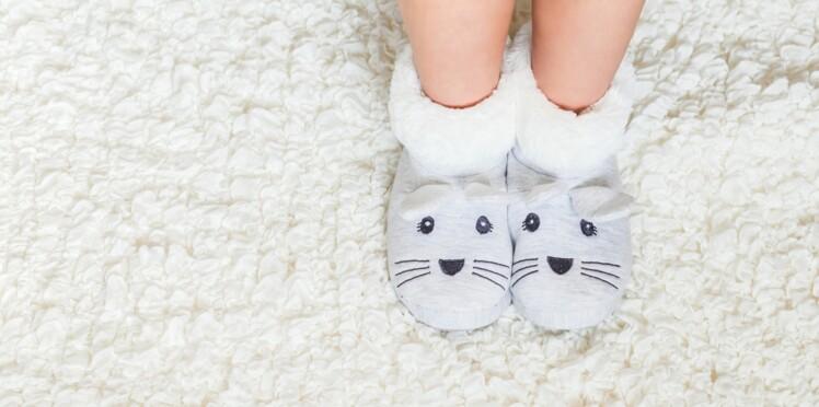 PHOTOS - Chaussons de bébé : nos modèles préférés