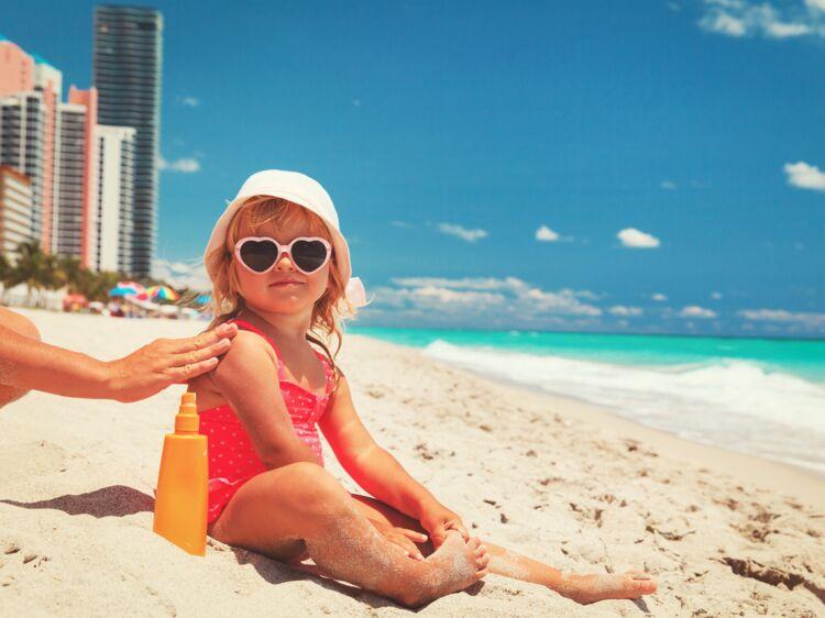cc0a4446bd756d 10 conseils pour protéger les bébés et les enfants du soleil   Femme  Actuelle Le MAG