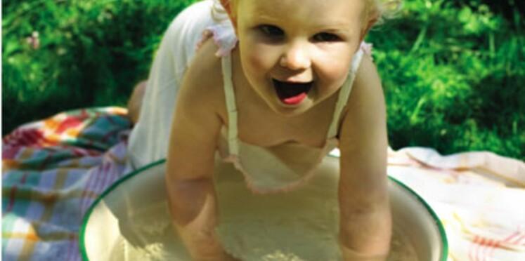 Des produits bio pour bébé