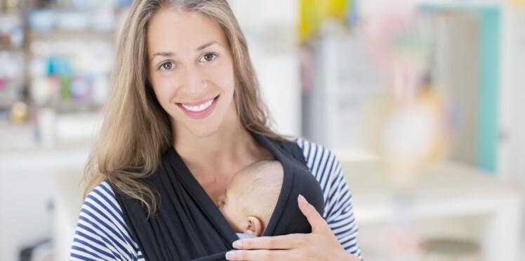 eee89cf85c0b Porter son bébé   nos conseils pour se lancer   Femme Actuelle Le MAG