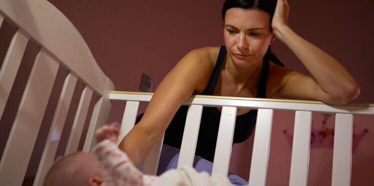 Les pleurs du soir expliqués aux mamans