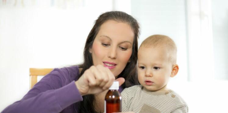 Comment soigner une laryngite chez bébé ? : Femme Actuelle Le MAG