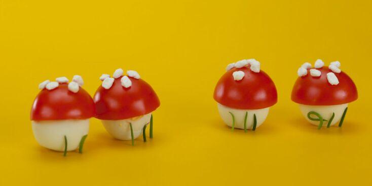 La recette des champignons magiques (vidéo)