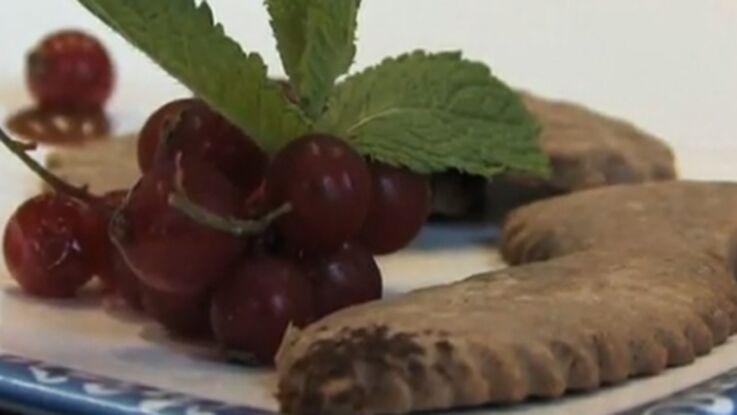 La recette des sablés au chocolat