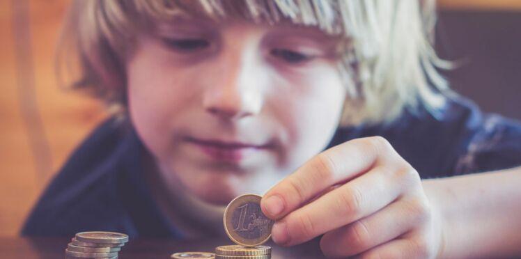 Il veut de l'argent de poche…
